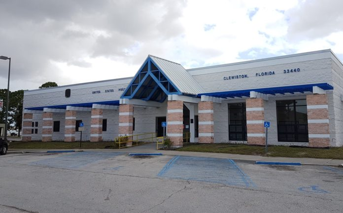 Clewiston Post Office