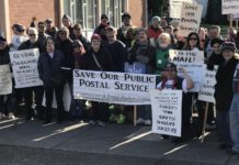 North Portland Postal Rally