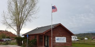 Devils Tower Post Office