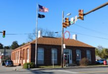 Sweetwater Post Office