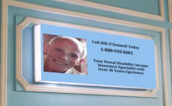 Postal Disability Insurance