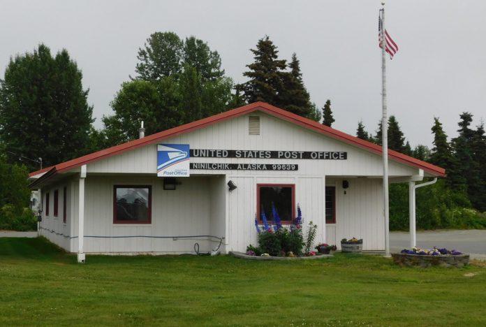 Ninilchik Alaska Post Office