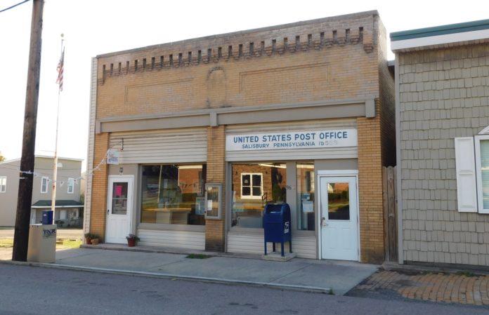 Salisbury Post Office