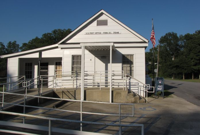Fork Post Office