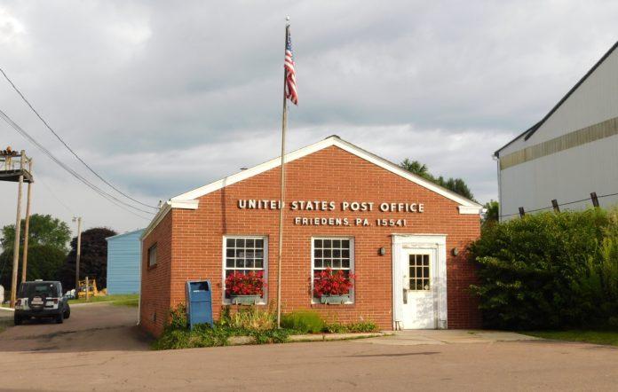 Friedens Post Office