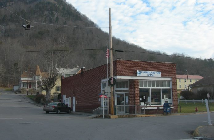 Cumberland Gap Post Office
