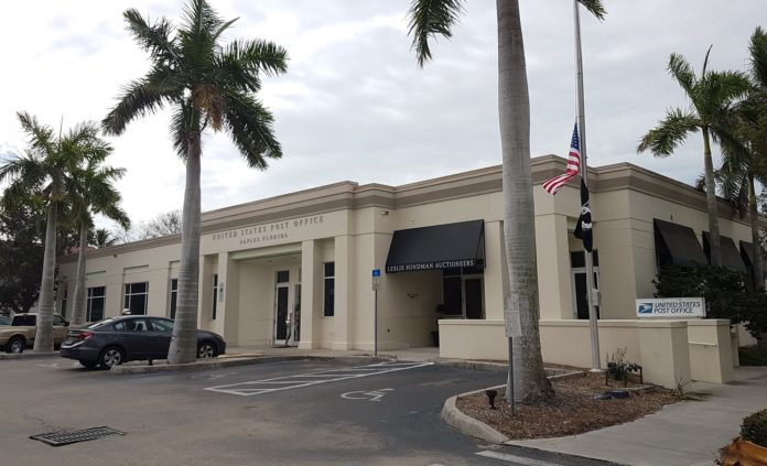 Naples Florida Post Office