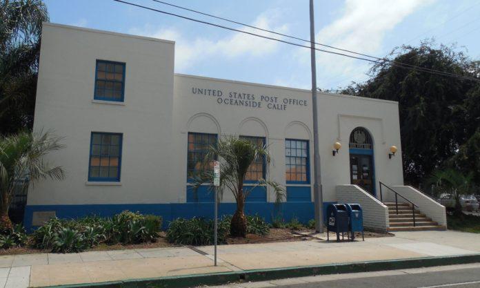 Oceanside Post Office