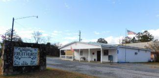 Fruithurst Post Office