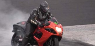 Motorcycle OWCP
