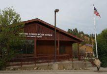 Hulett Wyoming Post Office
