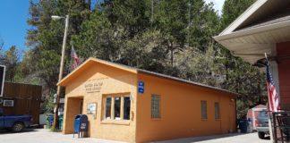 Keystone Post Office