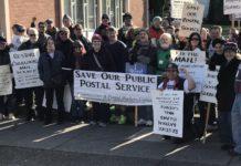 North Portland Postal Rally