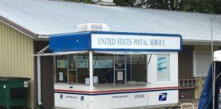 Pop Up Post Office