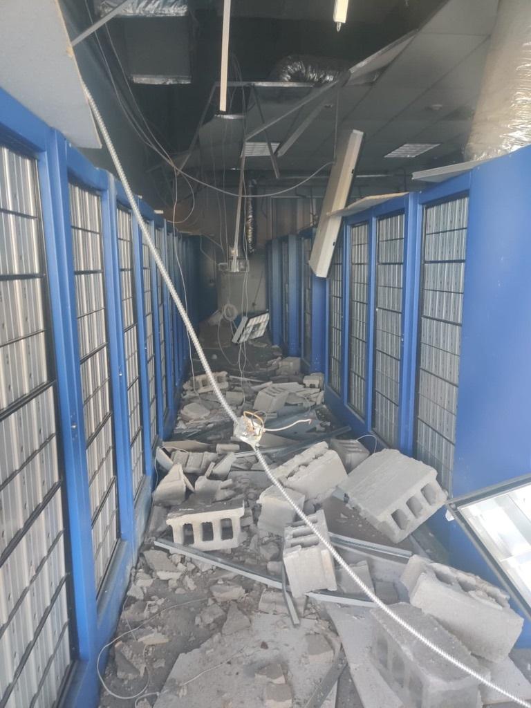Puerto Rico Post Office Earthquake Damage