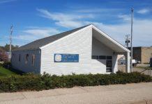 Linton North Dakota Post Office