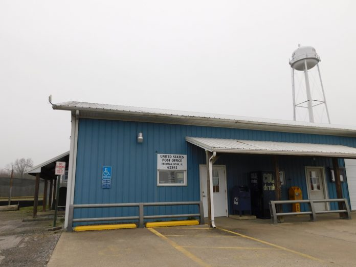 Freeman Spur Post Office
