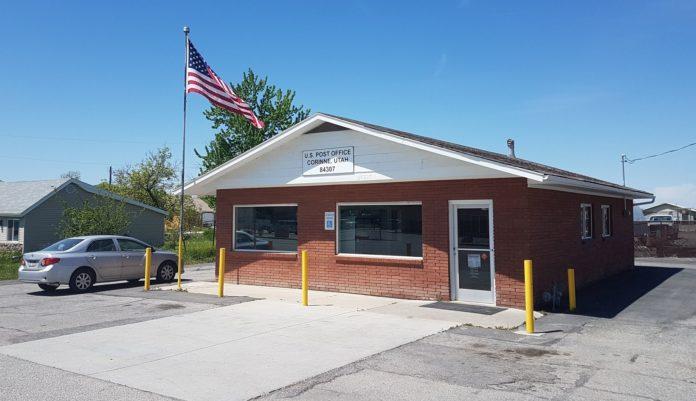 Corrine Post Office