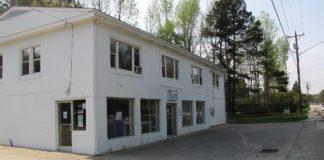 East Fayetteville Post Office