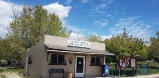 Henrieville Utah Post Office