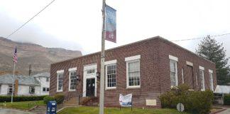 Helper Utah Post Office