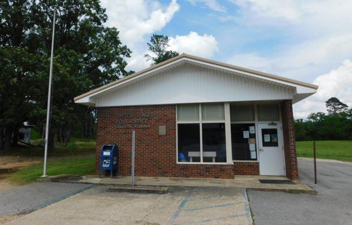 Houston Alabama Post Office