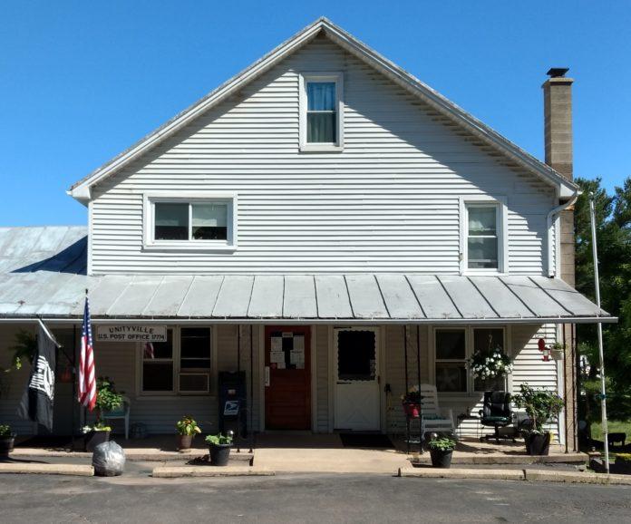 Unityville Post Office