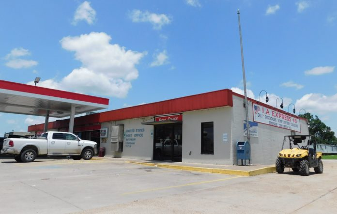 Batchelor, Louisiana Post Office 70715