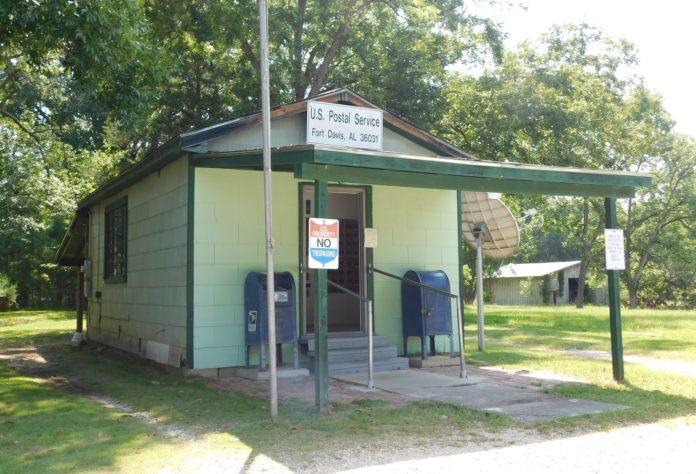 Fort Davis Post Office