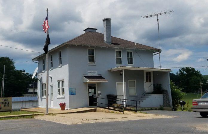 Raphine Post Office