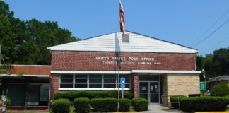 Tuskegee Institute Post Office