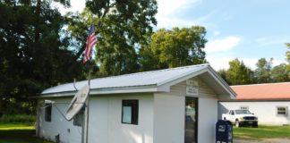 Wing, Alabama Post Office