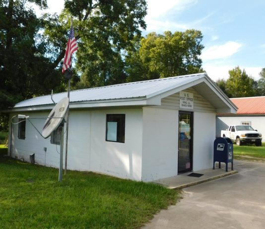 Wing, Alabama Post Office