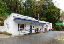 Bat Cave Post Office