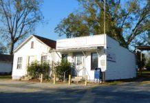 Poulan Georgia Post Office