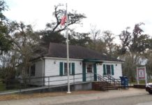 Baldwin Louisiana Post Office