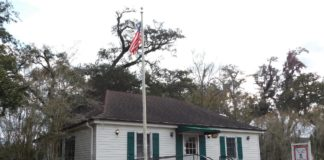 Baldwin Louisiana Post Office