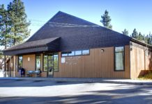 Big Bear City Post Office