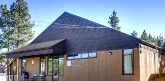 Big Bear City Post Office