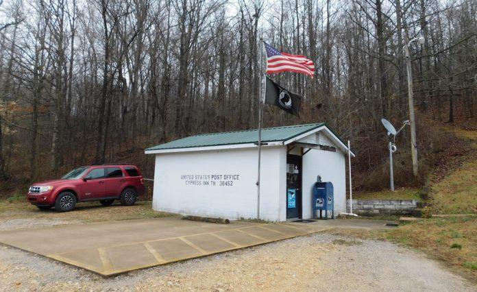 Cypress Post Office