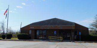 Gray Louisiana Post Office