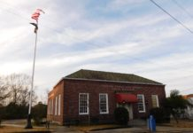 Newton Post Office