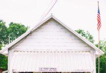Newbern Alabama Post Office