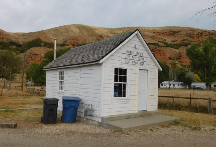 Echo Utah Post Office