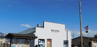 Freedom Wyoming Post Office