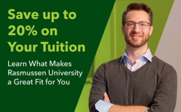Save up to 20% on Your Tuition