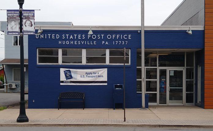 Hughsville Post Office