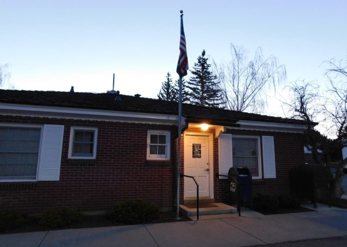 Little America Wyoming Post Office