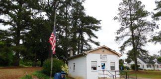 Meredithville Post Office