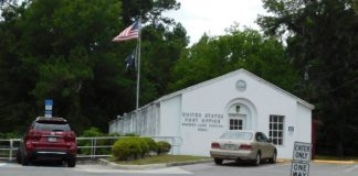 Orange Lake Post Office